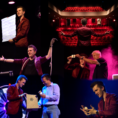 Stage collage vierkant