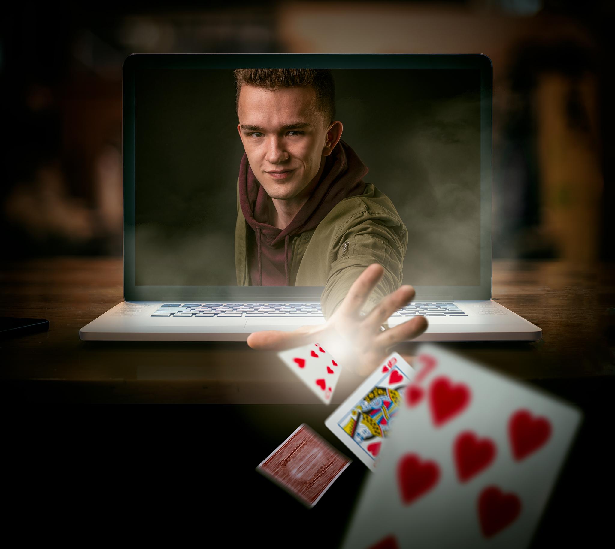 Interactief entertainment voor online events